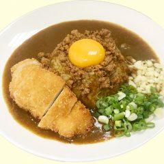 雞排咖哩(220元)
