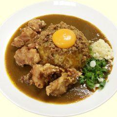 雞塊咖哩(210元)